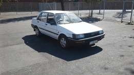 Toyota Corolla 1.3 1987. Daily use.