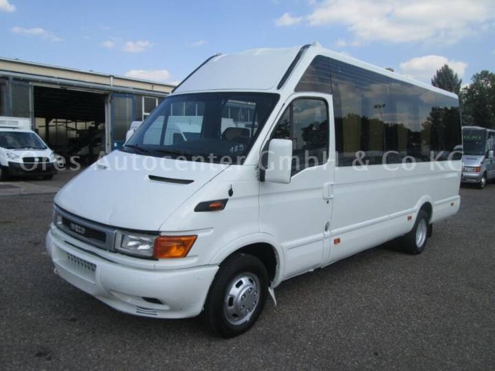Iveco 50 C13 *Maxi*16+1 Sitze*Klima* - 2001
