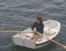Wanted : Row boat similar to pic +/- 3 meters