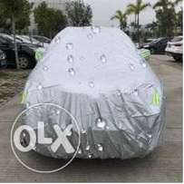Assorted USA car covers for protection against dust, sun rays,moisture
