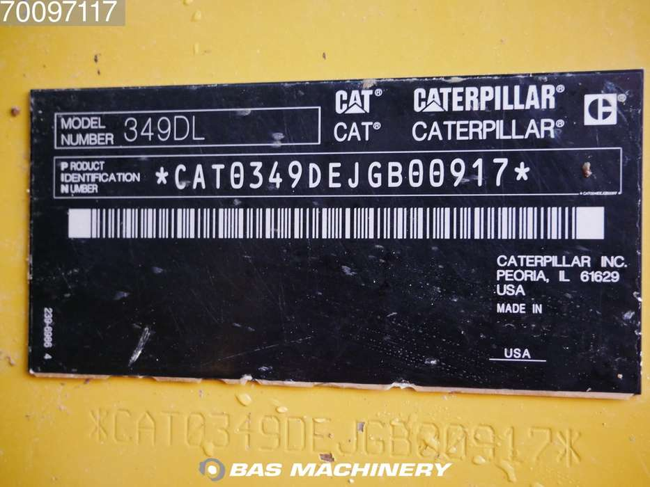 Caterpillar 349D LME Special price - more available - 2014 - image 17