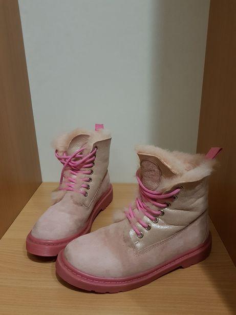 130a28826d84cf Зимові черевики жіночі: 1 500 грн. - Жіноче взуття Тернопіль на Olx