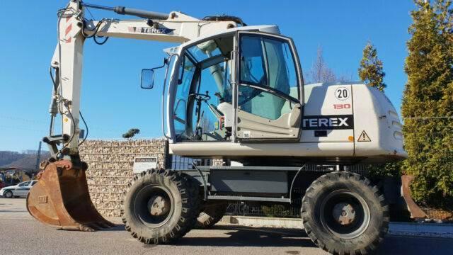 Terex Tw 130 Mit Cw30 Hydraulisch . - 2007