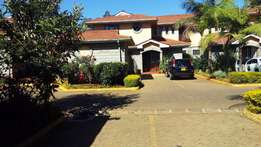 Brookside-Spectacular 4Bedroomed townhouse for rent.