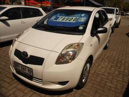 Toyota Yaris T3 + 2007 5dr