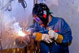 Basic skilled training co2 arc argon aluminium flux-core welding