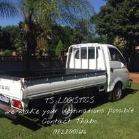 Truck for Hire PTA and around areas