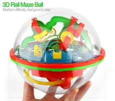 Magical Intellect Marble Puzzle for Kids Children