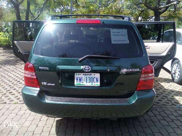 SUPER CLEAN highlander for give away price Central Business District - image 4