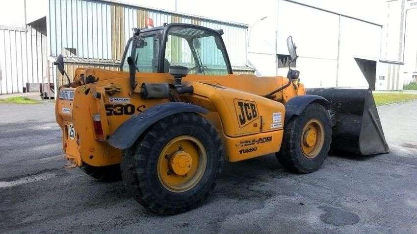 JCB 530s - 2000