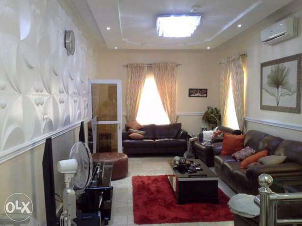 Fully furnished 4bedroom duplex with BQ to let in Chevy view Estate Lekki - image 2