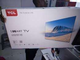 32 inches led tcl smart tv