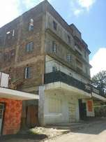 A 3 story commercial building in limuru town