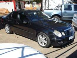 2007 Mercedes Benz E350 Avantgarde Automatic