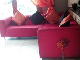 Lounge suite and for sale