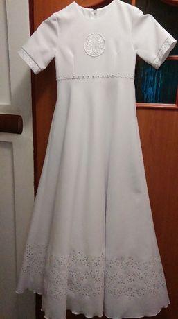 20a4d75d4f Alba-sukienka do komunii świętej Łódź Górna • OLX.pl