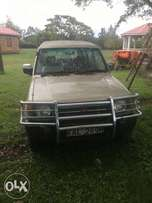 Pajero on clearence sale