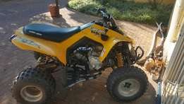Can-am DS 250 Auto