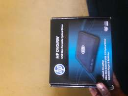 Hp External dvd drive