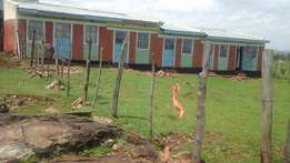 Six single rooms on 1/8 plot on sale at mountain view estate in eldore