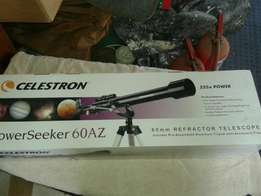 specoal for today telescope selestron 60hz 60mm