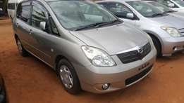 Toyota Spacio and IST