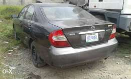 Nigerian used toyota camry 2004 model for sale