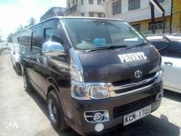 Toyota hiace for sale auto diesel
