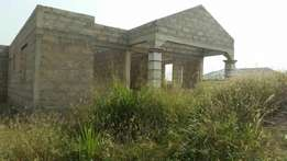 2 Bedroom Uncompleted In Weija For Sale