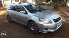 Toyota Fielder for Sale in Embu