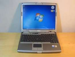 Dell Latitude D610 Laptop at 8300 ONLY