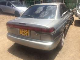 Subaru Legacy Txs saloon 2000cc manual on quick sell