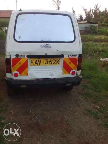 excellently maintained maruti omni Ruiru - image 1