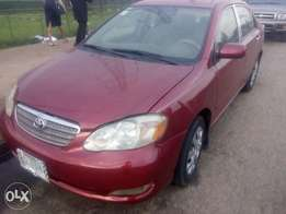 Very clean and affordable corolla 2004 for sale