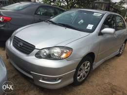Toks Corolla sport 2006 available