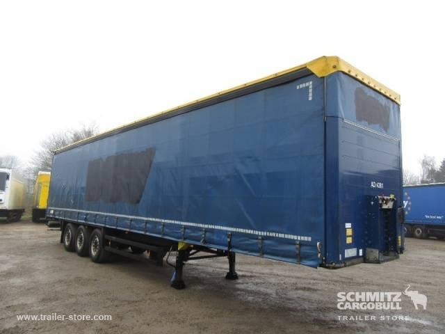 Schmitz Cargobull Semiremolque Lona Standard - 2013