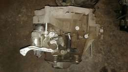 VW Polo Vivo Complete Gearbox