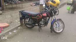 HONDA 150 On QUICK SALE 83,000