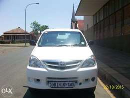 2011 toyota avanza 1.5 for sale at R120000