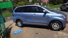 2014 model toyota avanza 1.5 sx used cars for sale in johannesburg