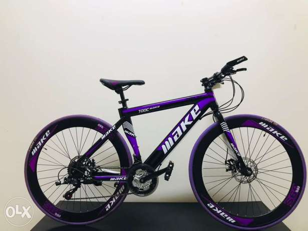 New Pieces Available - Make Brand HYBRID 26 Inch Bikes