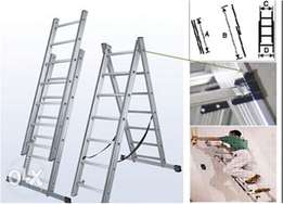 A type joint Ladder brand new