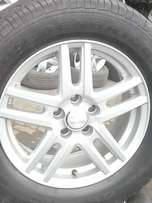 The rims is size 15