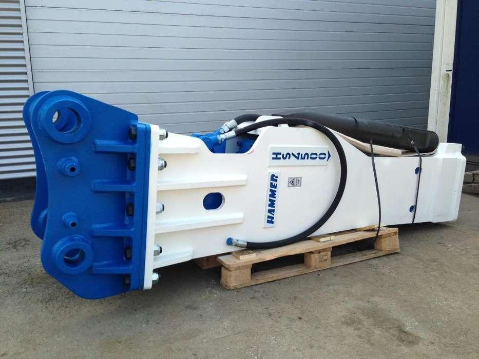 Hammer HS4500 OS NEW fits 35-55 Ton excavator - 2018
