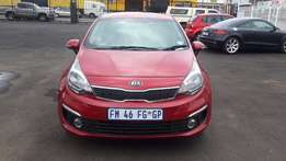 2016 Maroon Kia Rio 1.4 for sale