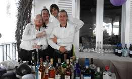 Waiters,waitresses and bartenders for hire