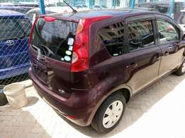 Nissan note Wintered. 2010 model KCM number. Loaded with alloy rims ,