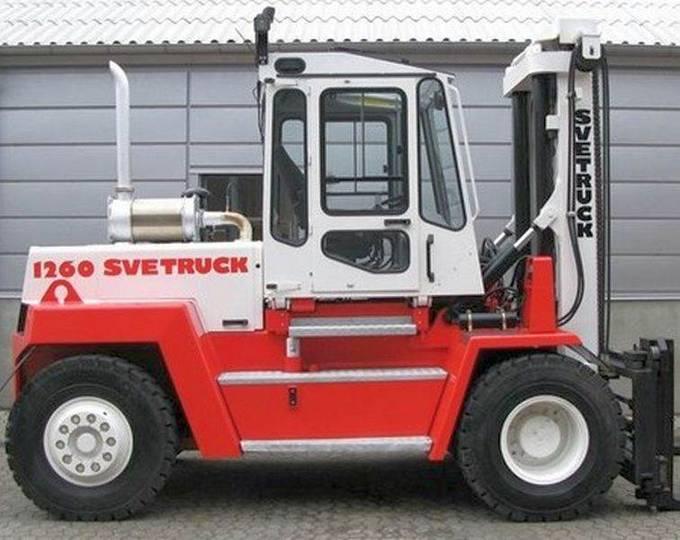 Svetruck 1260-30 - 2011