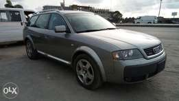 Euro Specs 2005 Audi 2.7T Allroad Quattro In Excellent Condition.