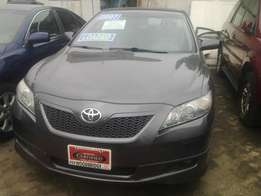Tokunbo Toyota Camry Sport 2007 Black